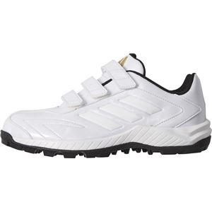 adidas(アディダス)adidasBaseballアディピュアTR-KVクリスタルホワイトS16×クリスタルホワイトS16×ゴールドメットCG4591【23.5cm】