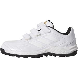 adidas(アディダス) adidas Baseball アディピュア TR-KV クリスタルホワイトS16×クリスタルホワイトS16×ゴールドメット CG4591 【24.0cm】