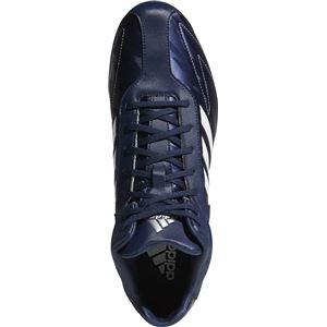 adidas(アディダス) adidas Baseball アディゼロ T3 MID カレッジネイビー×クリスタルホワイトS16×シルバーメット CQ1260 【25.0cm】