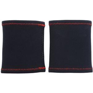 HEALTH POINT (ヘルスポイント)極暖ランニングアンクルウォーマー(2枚組) ブラック Fサイズ 1810AZ