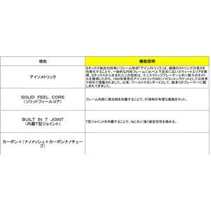 Yonex(ヨネックス) バドミントンラケット NANORAY 110(ナノレイ 110) フレームのみ 【カラー:ホワイト×ブラック サイズ:3U5】 NR110