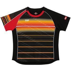 VICTAS TSP 卓球アパレル ゲームシャツ レディスクラールシャツ 女子用 032416 ブラック S