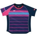 VICTAS TSP 卓球アパレル ゲームシャツ レディスクラールシャツ 女子用 032416 ネイビー XS