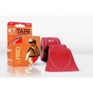KT TAPE PRO(KTテーププロ) ロールタイプ 15枚入り レイジレッド (キネシオロジーテープ テーピング) - 拡大画像