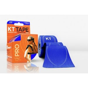 KT TAPE PRO(KTテーププロ) ロールタイプ 15枚入り ソニルブルー (キネシオロジーテープ テーピング) - 拡大画像