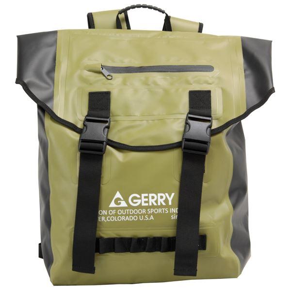GERRY(ジェリー) バックパックGE5010 カーキ