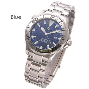 OMEGA(オメガ) 腕時計 シーマスターダイバー 300M 2265.80 ブルー - 拡大画像
