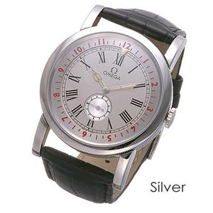 OMEGA(オメガ) 腕時計 パイロット オートマチック 51613411002001 シルバー - 拡大画像