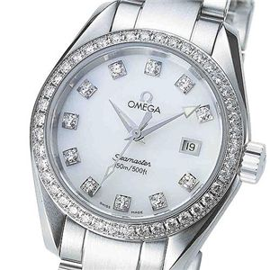 OMEGA(オメガ) 腕時計 シーマスター アクアテラ 2579.75