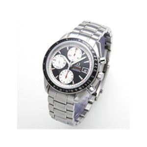 OMEGA(オメガ) 腕時計 スピードマスター クロノメーター 3210.51 ブラック