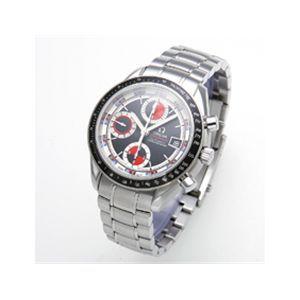 OMEGA(オメガ) 腕時計 スピードマスター クロノメーター 3210.52 マルチカラー
