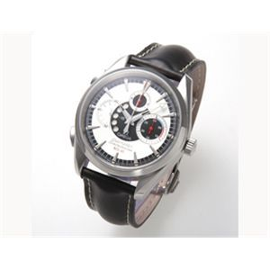 OMEGA(オメガ) 腕時計 シーマスター アクアテラ クロノグラフ レガッタ ラバー NZL-32 2813.30.81