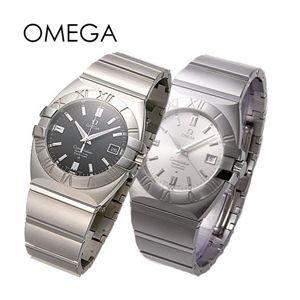OMEGA(オメガ) 腕時計 コンステレーション ダブルイーグル 1513.51 ブラック