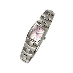 フォリフォリ 腕時計 ブレスウォッチ WF5T007 ピンク