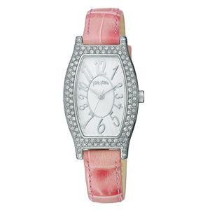 フォリフォリ 腕時計 ウォッチ S1981L/ZI SLV/PNK ピンク