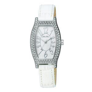 フォリフォリ 腕時計 ウォッチ S1981L/ZI SLV/WHT ホワイト