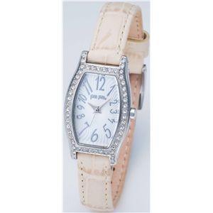 フォリフォリ 腕時計 ウォッチ WF8A026SPS-IVY アイボリー