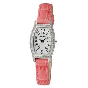 フォリフォリ 腕時計 ウォッチ WF8A026SPS-PNK ピンク
