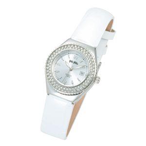 フォリフォリ 腕時計 フォーベルトウォッチ F212L/S SLV/PK-BK-WH
