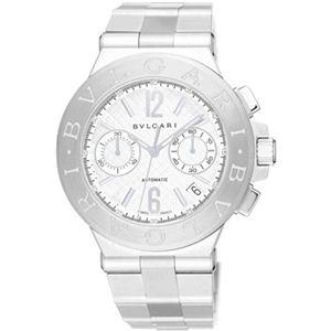BVLGARI(ブルガリ) メンズ 腕時計 ディアゴノ DG40C6SSDCH