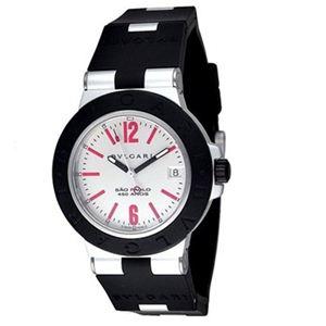 BVLGARI(ブルガリ) メンズ 腕時計 ディアゴノアルミニウム AL38TAVD/SAOP