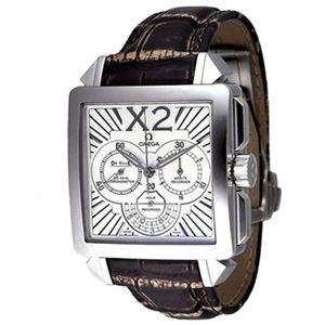 OMEGA(オメガ) メンズ 腕時計 デ・ビル X2 クロノグラフ 423.13.37.50.02.001