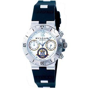 Bvlgari(ブルガリ) メンズ ウォッチ ディアゴノ SC38WSV/SLN FIFA (腕時計)