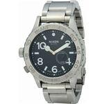 【10月31日まで限定特価】NIXON(ニクソン) メンズ ウォッチ THE 42-20 TIDE A035000 (腕時計)