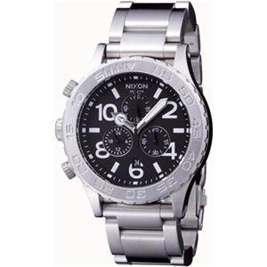 NIXON(ニクソン) THE 42-20 CHORONO A037000 腕時計 メンズ(クロノA037000)【国際保証書付き】 - 拡大画像