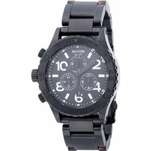 NIXON(ニクソン) THE 42-20 CHORONO A037001 腕時計 メンズ(クロノA037001)【国際保証書付き】 - 拡大画像