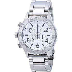 NIXON(ニクソン) THE 42-20 CHORONO A037100 腕時計 メンズ(クロノA037100)【国際保証書付き】 - 拡大画像