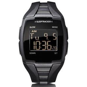 SLEEPTRACKER(スリープトラッカー) メンズ ウォッチ 705105190112 (腕時計) - 拡大画像
