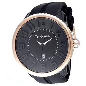 TENDENCE(テンデンス) メンズ ウォッチ ラウンドガリバー 02043012AA (腕時計) - 拡大画像