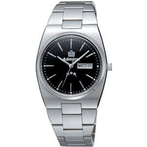 Admiral(アドミラル) 腕時計 70 vintage ADM400BK - 拡大画像