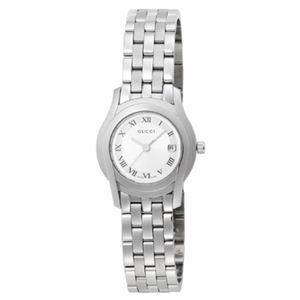 GUCCI(グッチ) 腕時計 YA55506LSS-SLV - 拡大画像