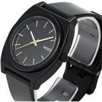 【10月31日まで限定特価】NIXON(ニクソン) 腕時計 TIME TELLER A119000