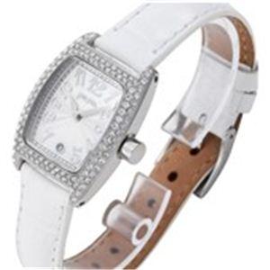 Folli Follie(フォリフォリ) 腕時計 S922ZI SLV/WHT - 拡大画像
