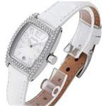 Folli Follie(フォリフォリ) 腕時計 S922ZI SLV/WHT