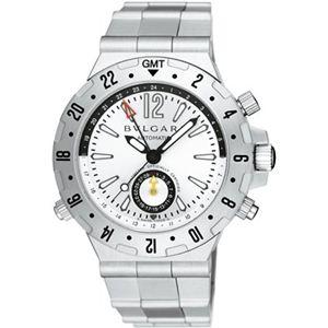BVLGARI(ブルガリ) 腕時計 ディアゴノ GMT40C5SSD - 拡大画像