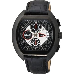 D&G(ディーアンドジー) メンズ 腕時計 HIGH SECURITY DW0214 - 拡大画像