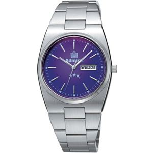 AQUASTAR×ADMIRAL(アクアスター×アドミラル) メンズ 腕時計 70 vintage ADM400PP - 拡大画像