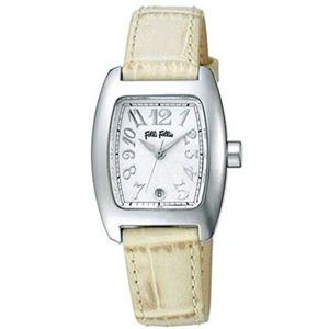 FOLLI FOLLIE(フォリフォリ) レディース 腕時計 S922SLV/IVY
