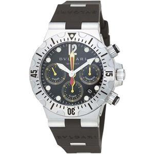 Bvlgari(ブルガリ) メンズ 腕時計 ディアゴノ SC40SVD