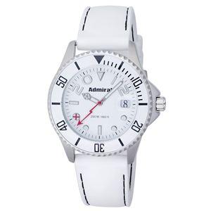 Admiral(アドミラル) メンズ 腕時計 EURO2012開催記念モデル ADM2012EN イングランド - 拡大画像