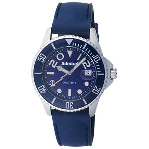 Admiral(アドミラル) メンズ 腕時計 EURO2012開催記念モデル ADM2012FR フランス - 拡大画像