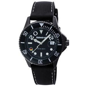 Admiral(アドミラル) メンズ 腕時計 EURO2012開催記念モデル ADM2012GE ドイツ - 拡大画像