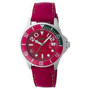 Admiral(アドミラル) メンズ 腕時計 EURO2012開催記念モデル ADM2012PO ポルトガル - 拡大画像
