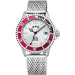 AQUASTAR×ADMIRAL(アクアスター×アドミラル) レディースモデル AQAD201L-SVB 腕時計