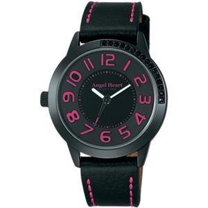 AngelHeart(エンジェルハート) ブラックレーベル BK37BBP-BK 腕時計 レディース - 拡大画像