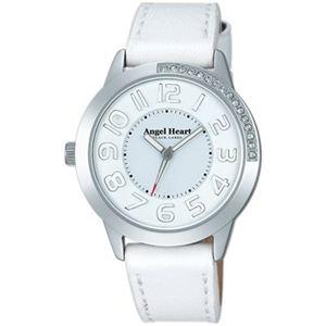 AngelHeart(エンジェルハート) ブラックレーベル BK37SWW-WH 腕時計 レディース - 拡大画像